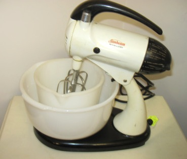 The Mother Of All Mixers The Sunbeam Mixmaster