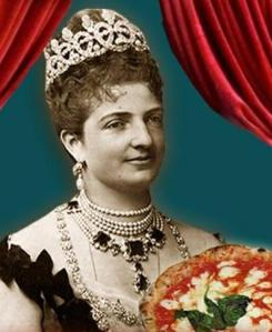 Queen-Margherita